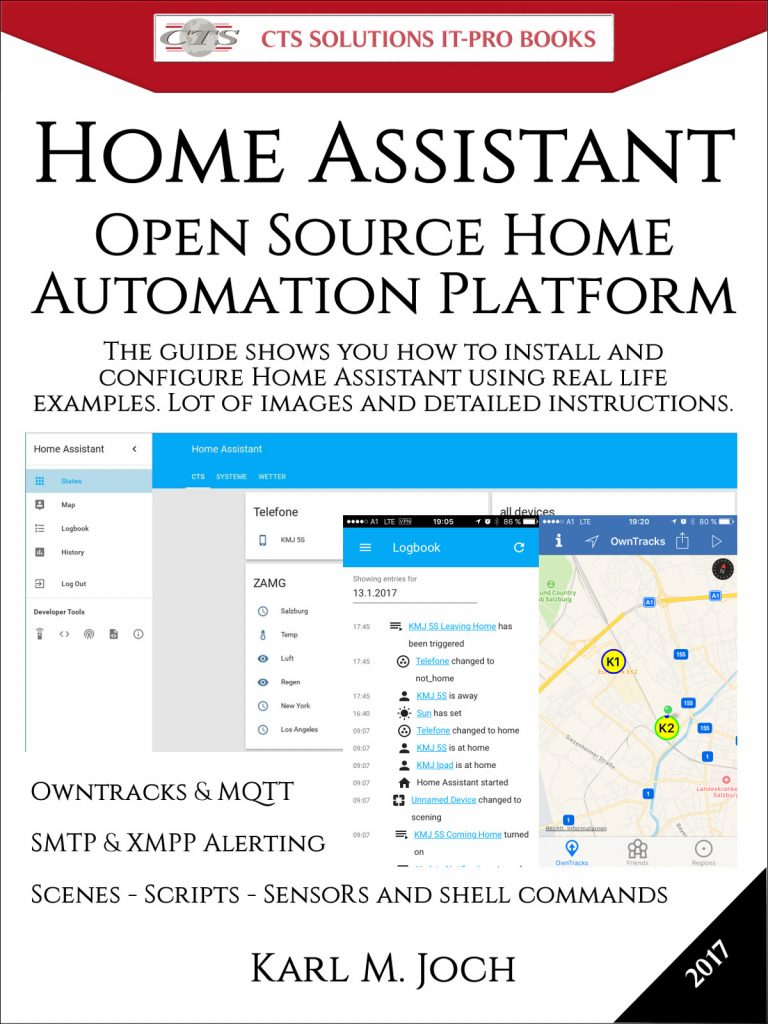 E-Book: Home Assistant – Open Source Home Automation